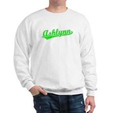 Retro Ashlynn (Green) Sweatshirt