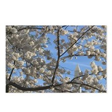Blossom Monument Postcards (Package of 8)
