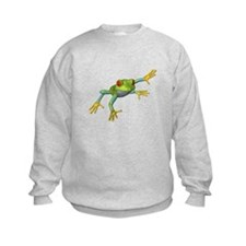 Tree Frog #2 Sweatshirt