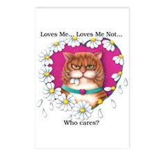 Loves Me Postcards (Package of 8)