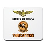 US NAVY VF-31 TOMCATTERS Mousepad