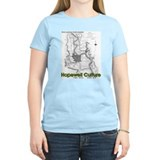 Chillicothe Earthworks Women's Pink T-Shirt