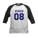 Veach 08 Kids Baseball Jersey