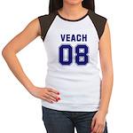 Veach 08 Women's Cap Sleeve T-Shirt