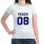 Veach 08 Jr. Ringer T-Shirt