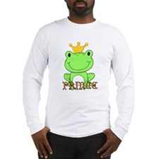 Frog Prince Long Sleeve T-Shirt