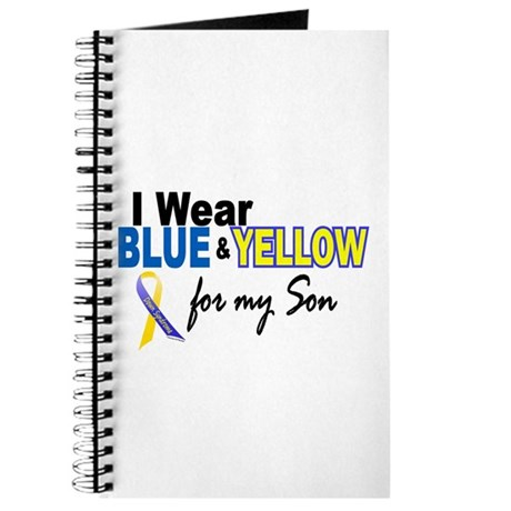 I Wear Blue & Yellow....2 (Son) Journal