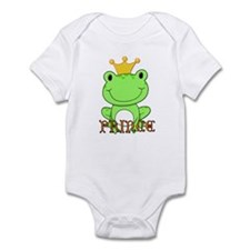 Frog Prince Infant Bodysuit