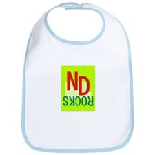 ND Rocks Bib