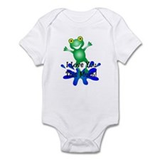 I Love You this Much! Infant Bodysuit