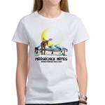 Moosechick Notes Women's T-Shirt
