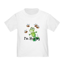 I'm Hungry Toddler T-Shirt