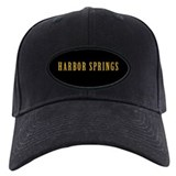 Unique Harbor springs Baseball Hat