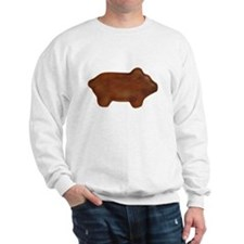 Maranito/Ginger Pig Cookie Sweatshirt