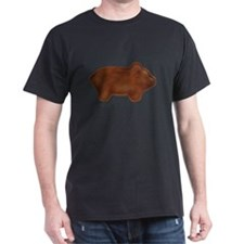 Maranito/Ginger Pig Cookie T-Shirt