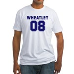 WHEATLEY 08 Fitted T-Shirt