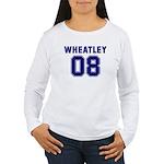 WHEATLEY 08 Women's Long Sleeve T-Shirt