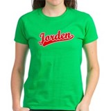 Retro Jorden (Red) Tee