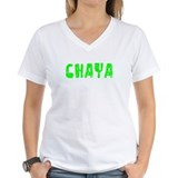 Chaya Faded (Green) Shirt