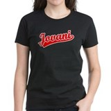 Retro Jovani (Red) Tee