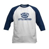 World's Coolest Little Brothe Tee