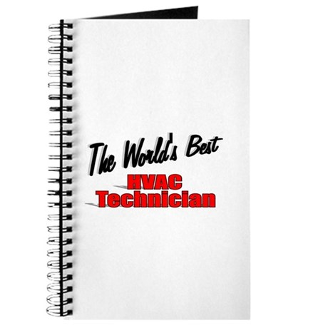 """The World's Best HVAC Technician"" Journal"