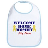 Welcome Home Mommy Bib