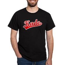 Retro Kade (Red) T-Shirt