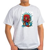 Red Skull @ eShirtLabs.Com T-Shirt