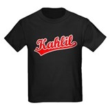 Retro Kahlil (Red) T