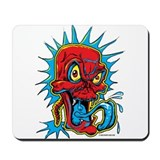 Red Skull @ eShirtLabs.Com Mousepad