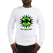 Jamaican Sun Long Sleeve T-Shirt