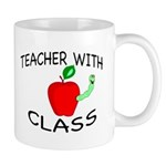 """TEACHER WITH CLASS"" Mug"