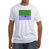 ROWER GREEN BLUE Shirt