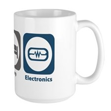 Eat Sleep Electronics Mug