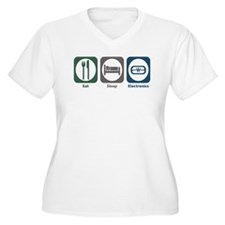 Eat Sleep Electronics T-Shirt
