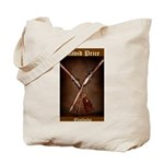 David Price Flintlocks Tote Bag