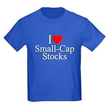"""""""I Love (Heart) Small-Cap Stocks"""" T"""