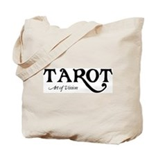 TAROT Art of Vision Tote Bag