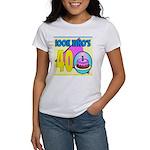 40th Birthday Women's T-Shirt