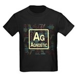 AGNOSTIC RETRO Kids Dark T-Shirt