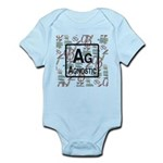 AGNOSTIC RETRO Infant Bodysuit