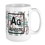 AGNOSTIC RETRO Large Mug