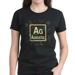 AGNOSTIC RETRO Women's Dark T-Shirt