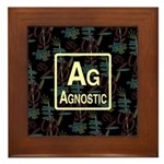 AGNOSTIC RETRO Framed Tile