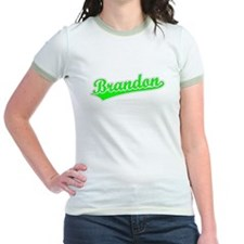Retro Brandon (Green) T