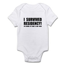 Residency Survivor Infant Bodysuit