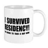 Residency Survivor Mug