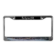 Funny Mains License Plate Frame