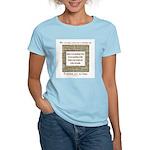 My Autism Does Not Define Me Women's Light T-Shirt